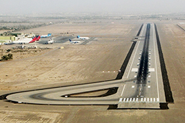 Consultancy services for Ras Al Khaimah Runway